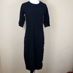 Ingrid and Isabel Ribbed Sweater Dress